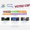 Votez pour La CSF !