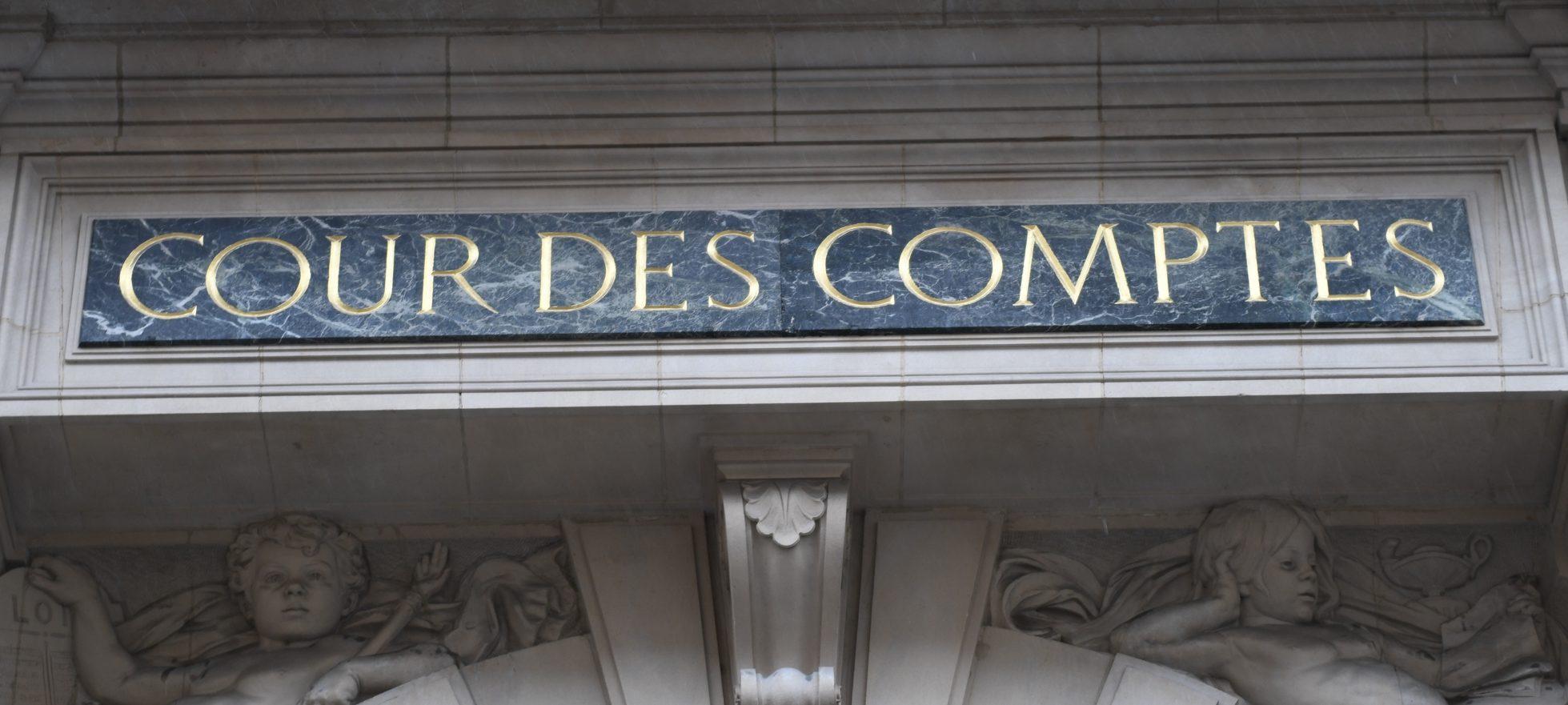 La Cour des comptes, rue Cambon à Paris - Défense-92.fr